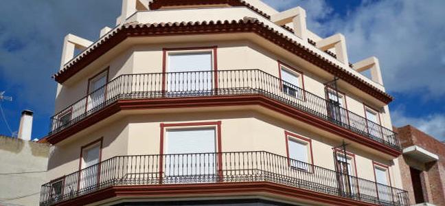 Obra nueva pintado exterior e interior por Pintura Industrial y Decorativa A. Barranquero Fuengirola
